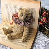 Куклы и игрушки ручной работы. Ярмарка Мастеров - ручная работа Мишка Лайл. Handmade.