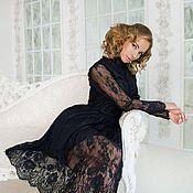 """Одежда ручной работы. Ярмарка Мастеров - ручная работа Платье""""Dark Princess""""в стиле DG. Handmade."""