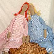 Куклы и игрушки ручной работы. Ярмарка Мастеров - ручная работа Куклы интерьерные Софи и Мари. Handmade.