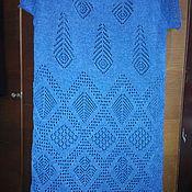 Одежда ручной работы. Ярмарка Мастеров - ручная работа Платье-туника летнее. Handmade.