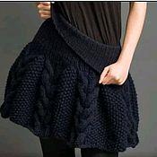Юбки ручной работы. Ярмарка Мастеров - ручная работа Лёгкая, тёплая , красивая юбка ручной работы. Handmade.