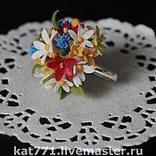 Украшения ручной работы. Ярмарка Мастеров - ручная работа кольцо ЛЕТО. Handmade.