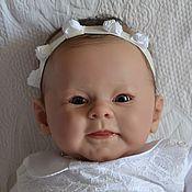 Куклы и игрушки ручной работы. Ярмарка Мастеров - ручная работа Кукла реборн Грета2. Handmade.