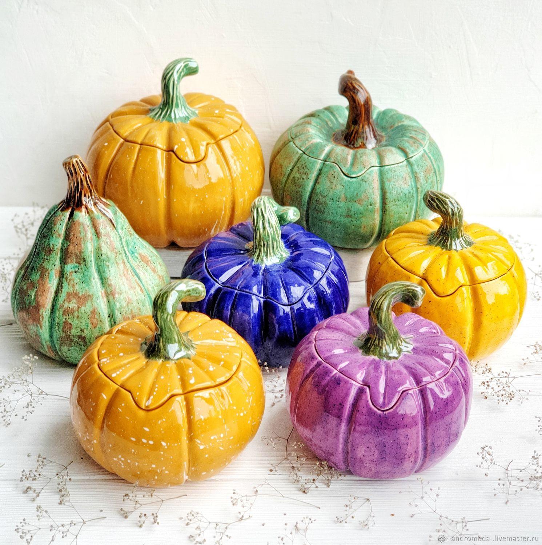 Ceramic Pumpkins, Dinnerware Sets, Voronezh,  Фото №1