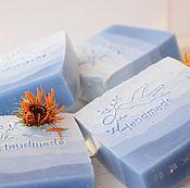 Косметика ручной работы. Ярмарка Мастеров - ручная работа СКИДКА 15%  Небесное мыло. Handmade.