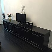 Для дома и интерьера handmade. Livemaster - original item Chest-TV stand. Handmade.