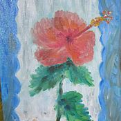 Картины ручной работы. Ярмарка Мастеров - ручная работа Принцесса роза. Handmade.