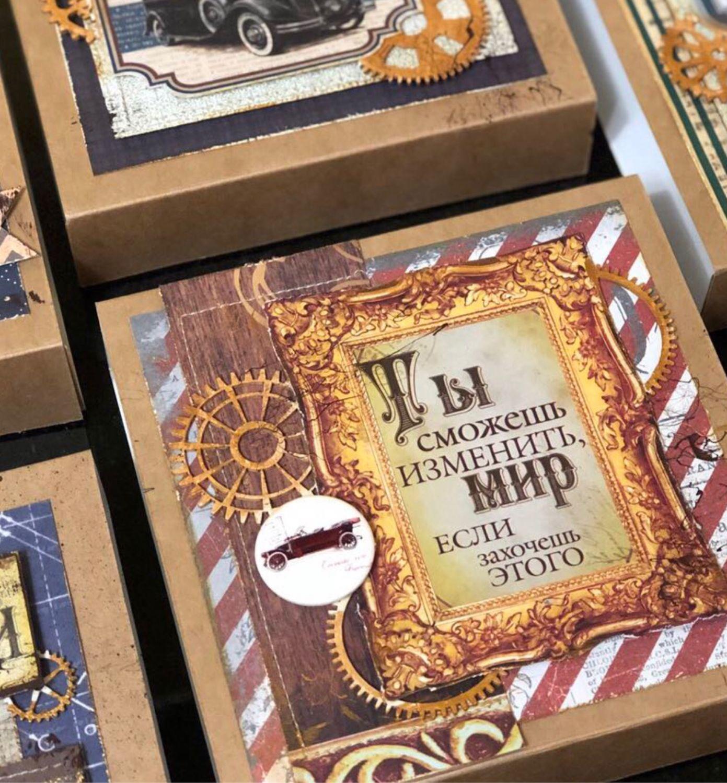 Подарочная коробочка, Подарочные коробки, Новосибирск,  Фото №1