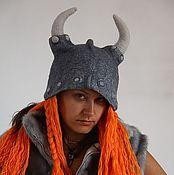 Аксессуары ручной работы. Ярмарка Мастеров - ручная работа Шлем викинга. Handmade.