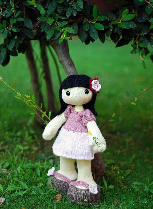 """Обучающие материалы ручной работы. Ярмарка Мастеров - ручная работа. Купить Мастер-класс """" Энни. Кукла с большими ногами и руками. """". Handmade."""