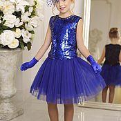 Юбки ручной работы. Ярмарка Мастеров - ручная работа Нарядное платье для девочки. Handmade.