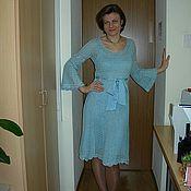 Одежда ручной работы. Ярмарка Мастеров - ручная работа Платье от Синтии Стеффе. Handmade.