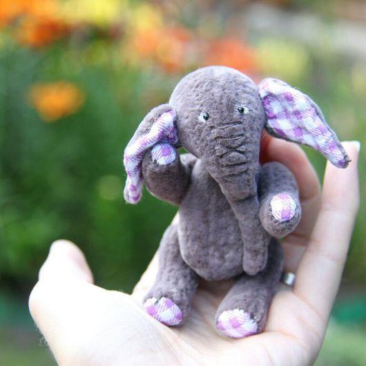 Мишки Тедди ручной работы. Ярмарка Мастеров - ручная работа. Купить слоники. Handmade. Тедди, слоник тедди, мишка тедди