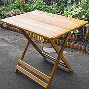 Для дома и интерьера handmade. Livemaster - original item Table folding oak