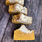 handmade. Livemaster - original item Natural silk handmade soap