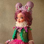 Куклы и игрушки handmade. Livemaster - original item ooak. fanny. articulated doll. copyright. Handmade.