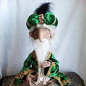 Куклы и игрушки handmade. Livemaster - original item Old wizard mask. Handmade.