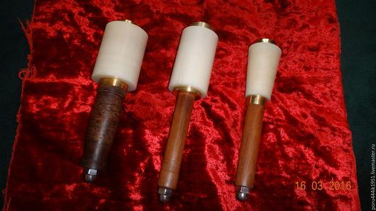 Другие виды рукоделия ручной работы. Ярмарка Мастеров - ручная работа. Купить Молоток для тиснения кожи. Handmade. Молоток для кожи