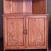 Для дома и интерьера ручной работы. Ярмарка Мастеров - ручная работа Шкаф угловой. Handmade.