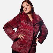 Одежда ручной работы. Ярмарка Мастеров - ручная работа Шуба в различных цветах до 74 размера. Handmade.