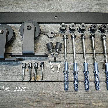 Для дома и интерьера ручной работы. Ярмарка Мастеров - ручная работа Амбарный механизм. Handmade.