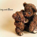 Елизавета Романова Betty and Bears (bettyandbears) - Ярмарка Мастеров - ручная работа, handmade