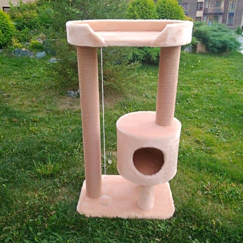 Домик для кошки, Когтеточка, Когтеточки, Новосибирск,  Фото №1
