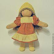 Куклы и игрушки ручной работы. Ярмарка Мастеров - ручная работа Эмили, кукла в вальдорфском стиле. Handmade.