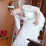 Свадебный салон ручной работы. Ярмарка Мастеров - ручная работа свадебные корсеты и платья. Handmade.