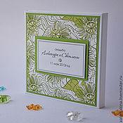 Сувениры и подарки ручной работы. Ярмарка Мастеров - ручная работа Конверт на 3 диска. Handmade.