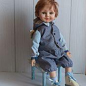 Куклы и пупсы ручной работы. Ярмарка Мастеров - ручная работа Кукла мальчик, авторская работа.. Handmade.