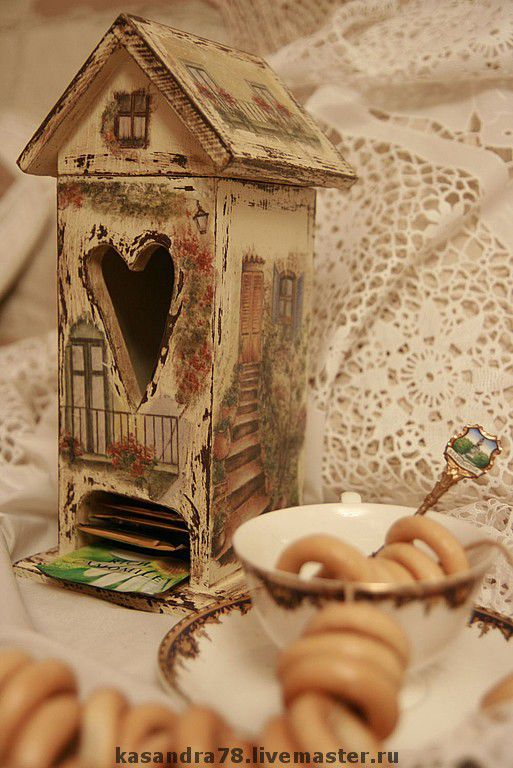 Кухня ручной работы. Ярмарка Мастеров - ручная работа. Купить Чайный домик. Handmade. Чайный домик, рисовые карты