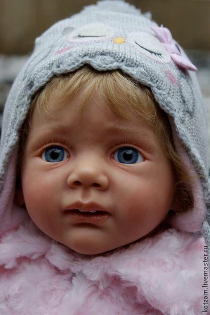 Куклы-младенцы и reborn ручной работы. Ярмарка Мастеров - ручная работа. Купить Фридолин реборн. Handmade. Бежевый