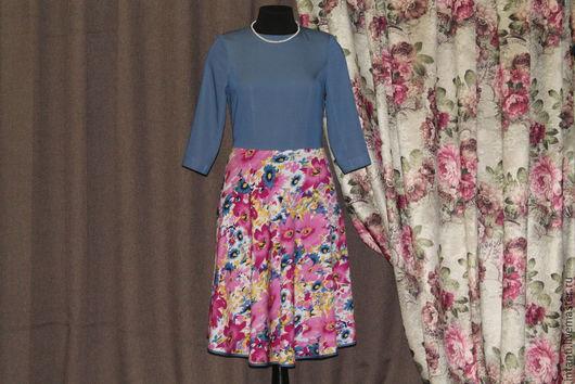 Платья ручной работы. Ярмарка Мастеров - ручная работа. Купить Платье. Handmade. Платье, женская одежда, модные вещи