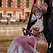 Куклы и игрушки ручной работы. Ярмарка Мастеров - ручная работа Хранительницы секретов,Рубин. Handmade.