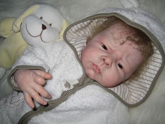Куклы-младенцы и reborn ручной работы. Ярмарка Мастеров - ручная работа. Купить кукла реборн Ноэль.. Handmade. Куклы реборн