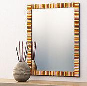 Для дома и интерьера ручной работы. Ярмарка Мастеров - ручная работа Большое зеркало. Handmade.
