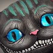 Подарки к праздникам handmade. Livemaster - original item Cheshire cat. Handmade.