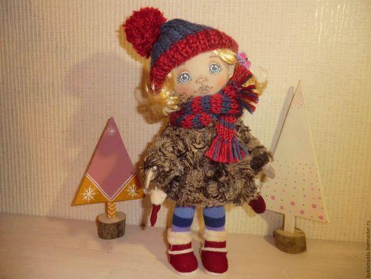 Коллекционные куклы ручной работы. Ярмарка Мастеров - ручная работа. Купить Кукла Даша - авторская кукла, текстильная кукла, кукла для интерьера. Handmade.