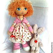 Куклы и игрушки ручной работы. Ярмарка Мастеров - ручная работа Кукла-модница Элли.. Handmade.