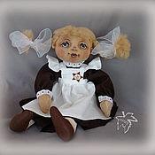 Куклы и игрушки ручной работы. Ярмарка Мастеров - ручная работа Октябряшка Зиночка. Handmade.
