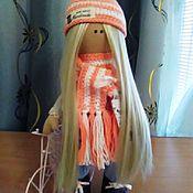 Большеножка ручной работы. Ярмарка Мастеров - ручная работа Большеножка: кукла игровая. Handmade.