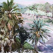 Картины и панно ручной работы. Ярмарка Мастеров - ручная работа Солнечная Испания. Handmade.