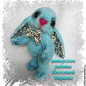 Куклы и игрушки ручной работы. Ярмарка Мастеров - ручная работа ЗАЙКА-зазнайка. Handmade.
