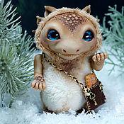 Куклы и игрушки ручной работы. Ярмарка Мастеров - ручная работа Куфла Пряничек. Handmade.