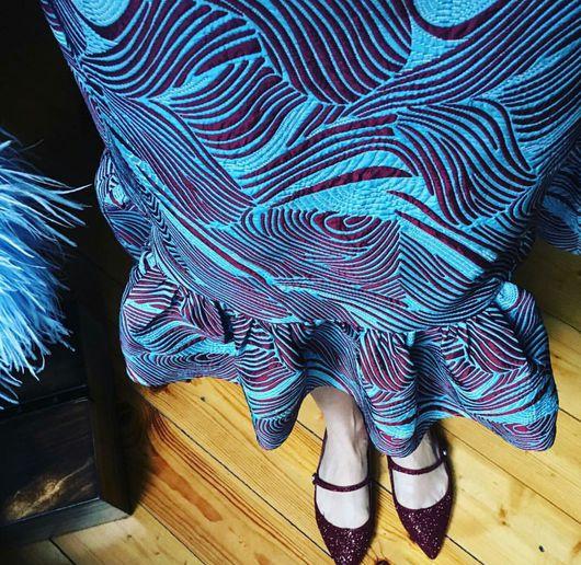 Шитье ручной работы. Ярмарка Мастеров - ручная работа. Купить Жаккард 3 цвета Итальянские ткани. Handmade. Комбинированный