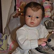 Куклы и игрушки ручной работы. Ярмарка Мастеров - ручная работа Кукла реборн Николь. Handmade.
