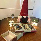 """Шкатулки ручной работы. Ярмарка Мастеров - ручная работа Коробочка для чая """"Трио"""". Handmade."""