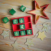 Подарки к праздникам ручной работы. Ярмарка Мастеров - ручная работа Крестики-нолики. Handmade.