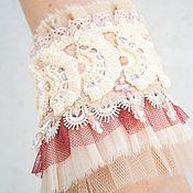 Украшения handmade. Livemaster - original item Decoration style boho Bracelet cuff in Bohemian style Boho chic Vintage. Handmade.
